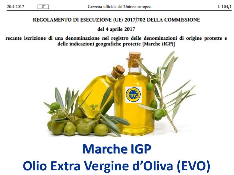 Olio marche e da oggi denominazione ue igp giuliano for Scadenzario fiscale 2017